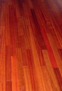 Jatoba/Brazilian Cherry floor