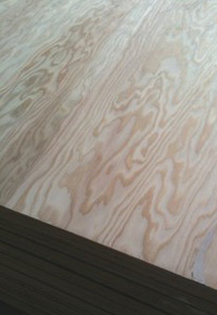 Marine Douglas Fir plywood